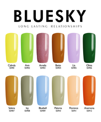 Bluesky UV Gel Lak - SS1905, Lia, 15 ml